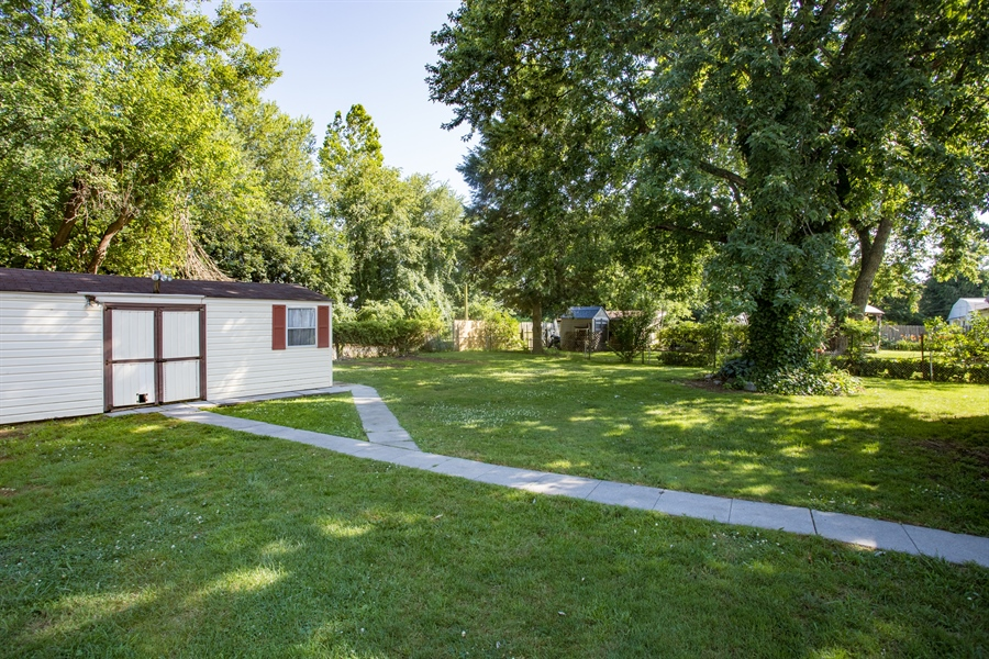 Real Estate Photography - 14 E Clairmont Dr, Newark, DE, 19702 - big shed included