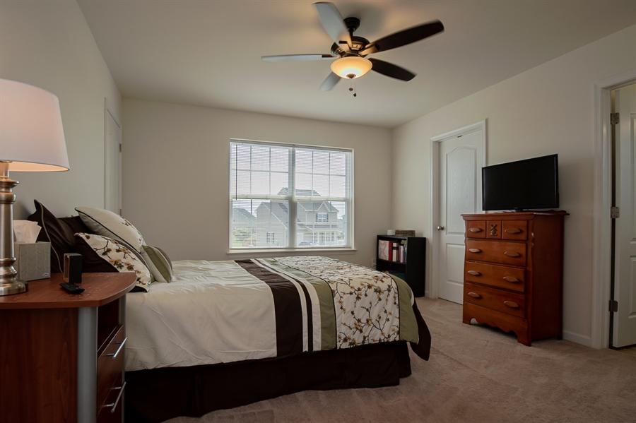 Real Estate Photography - 40 Lawrence Ln, Smyrna, DE, 19977 - Master Bedroom