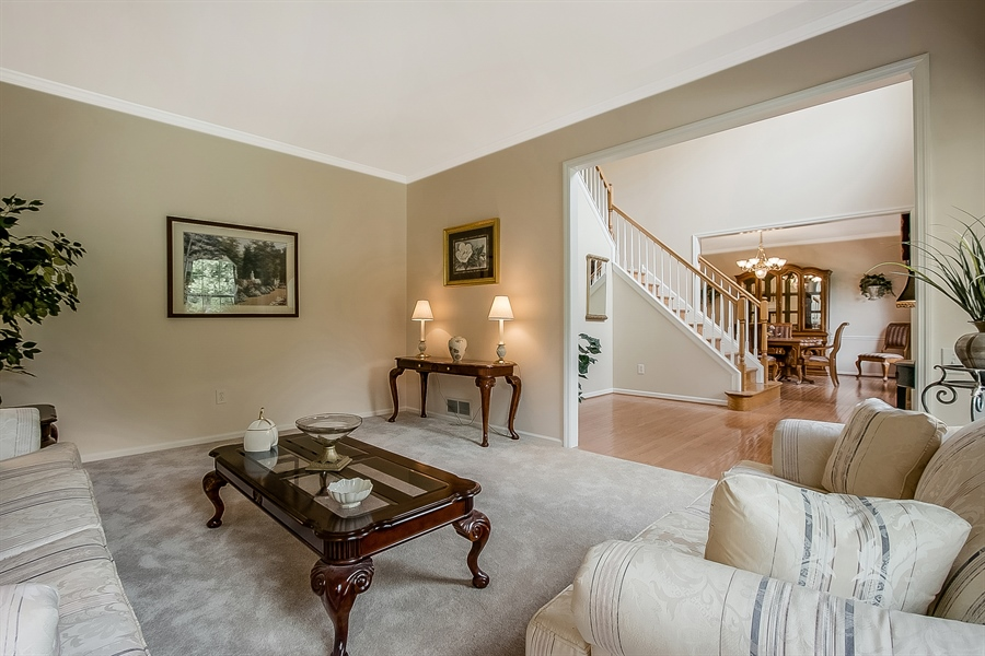 Real Estate Photography - 512 Thorndale Dr, Hockessin, DE, 19707 - Another Living Room View