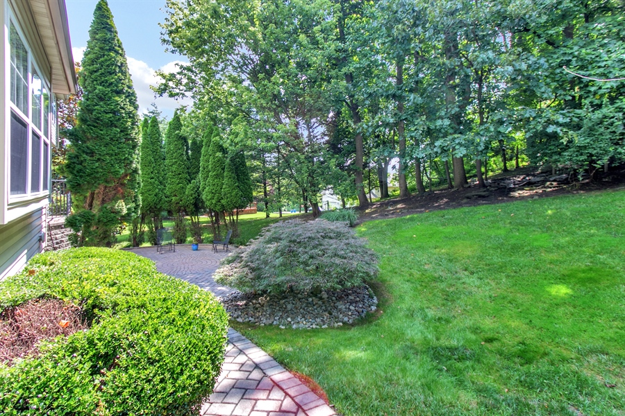 Real Estate Photography - 512 Thorndale Dr, Hockessin, DE, 19707 - Private And Pretty