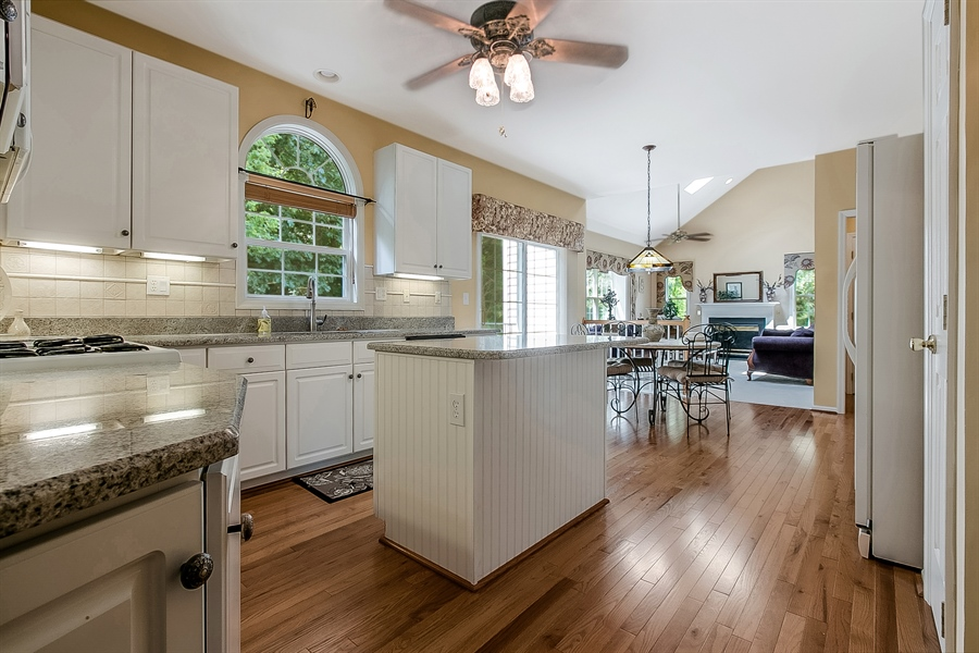 Real Estate Photography - 512 Thorndale Dr, Hockessin, DE, 19707 - One More Kitchen View!