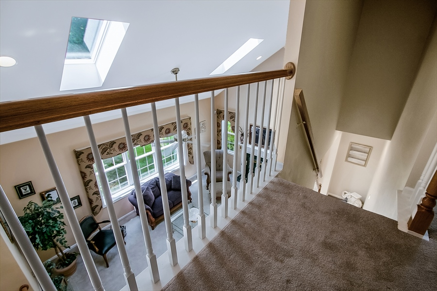 Real Estate Photography - 512 Thorndale Dr, Hockessin, DE, 19707 - Another View From Above