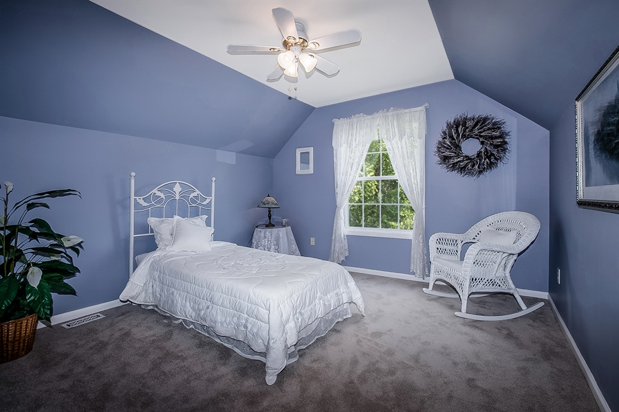 Real Estate Photography - 512 Thorndale Dr, Hockessin, DE, 19707 - Charming Third Bedroom