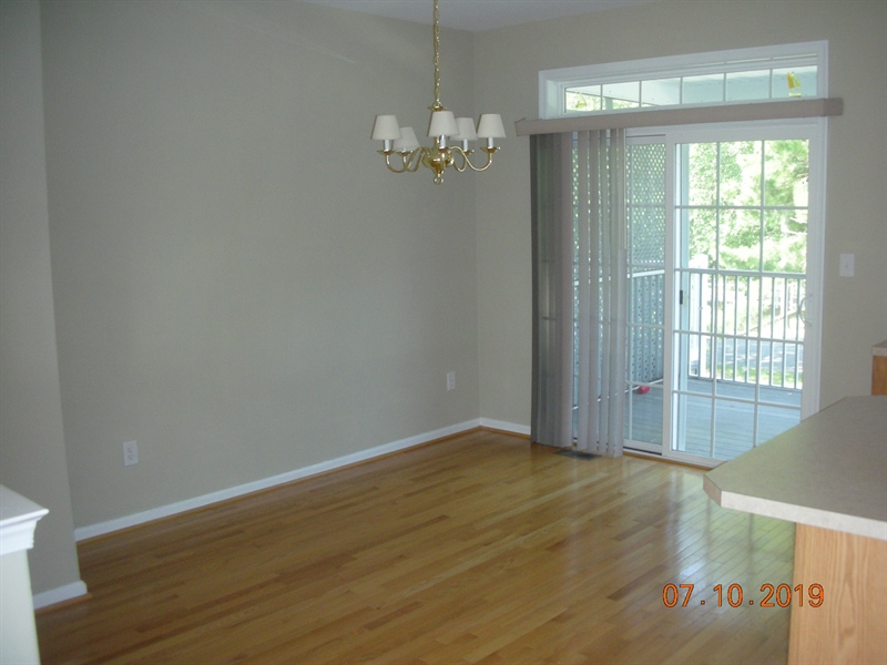 Real Estate Photography - 26736 Chatham Lane #B217, B217, Millsboro, DE, 19966 - Dining Room