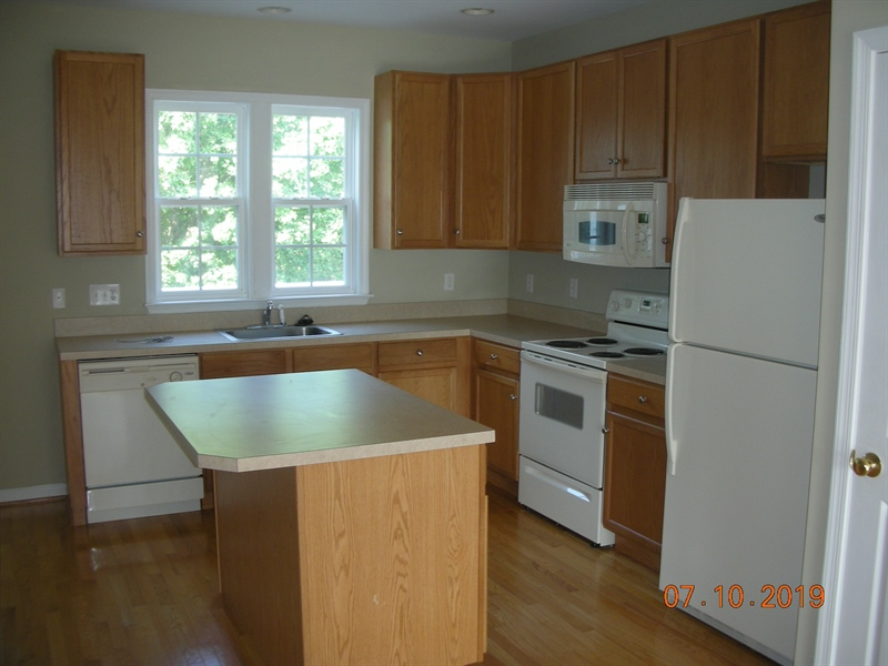 Real Estate Photography - 26736 Chatham Lane #B217, B217, Millsboro, DE, 19966 - Kitchen