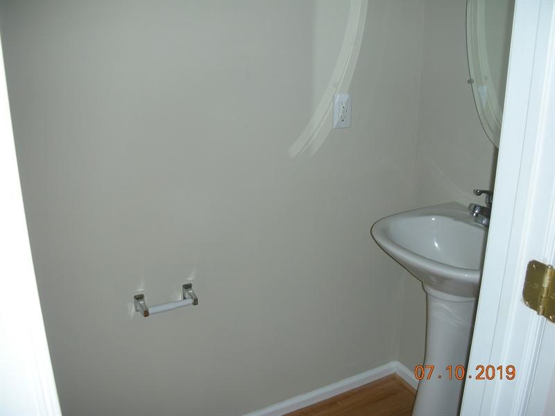 Real Estate Photography - 26736 Chatham Lane #B217, B217, Millsboro, DE, 19966 - Powder Room