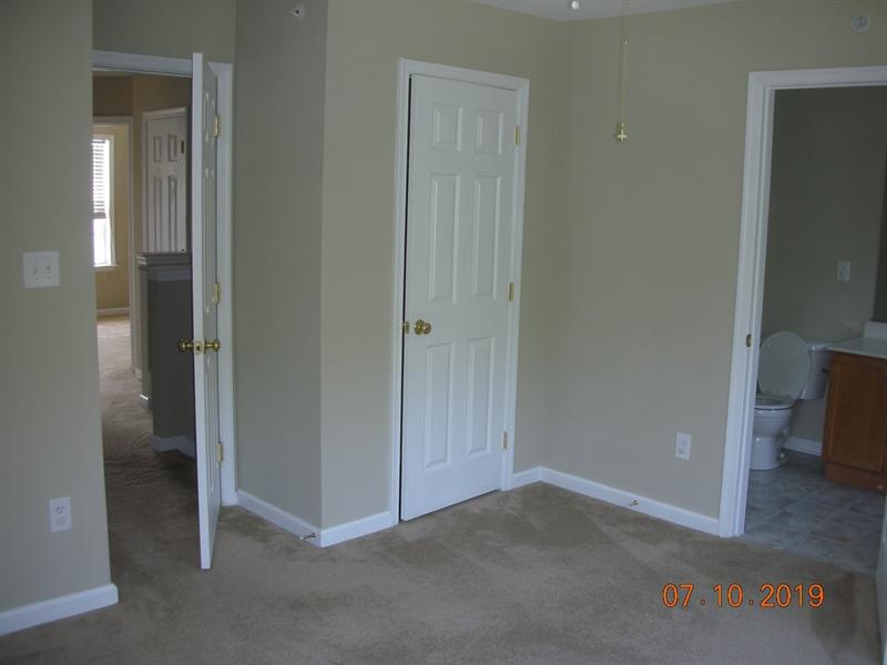 Real Estate Photography - 26736 Chatham Lane #B217, B217, Millsboro, DE, 19966 - Main Bedroom