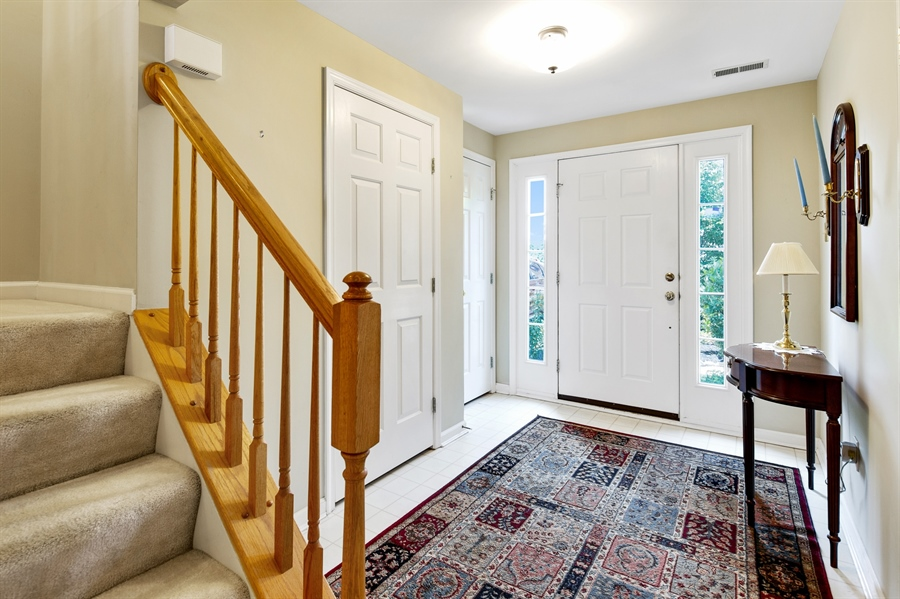 Real Estate Photography - 253 Sloan Ct, Wilmington, DE, 19808 - Foyer
