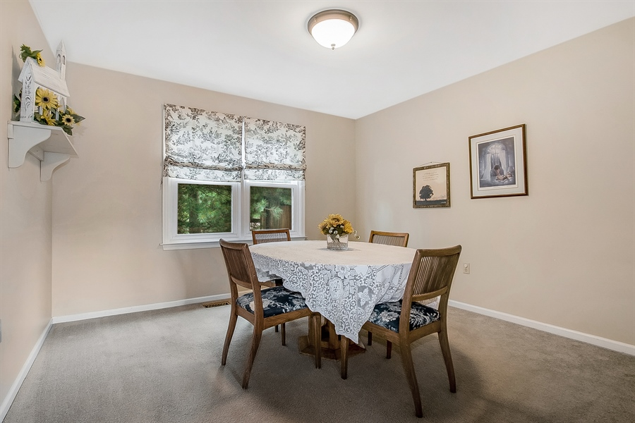 Real Estate Photography - 12 Green Meadow Ct, Newark, DE, 19711 - Dining Room