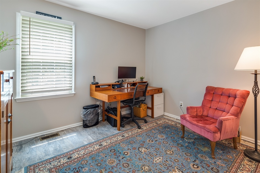 Real Estate Photography - 231 Charleston Dr, Wilmington, DE, 19808 - 1st Floor Office