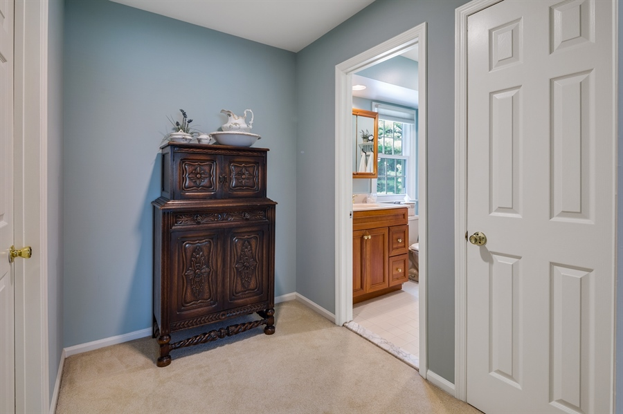Real Estate Photography - 231 Charleston Dr, Wilmington, DE, 19808 - MB Dressing Area