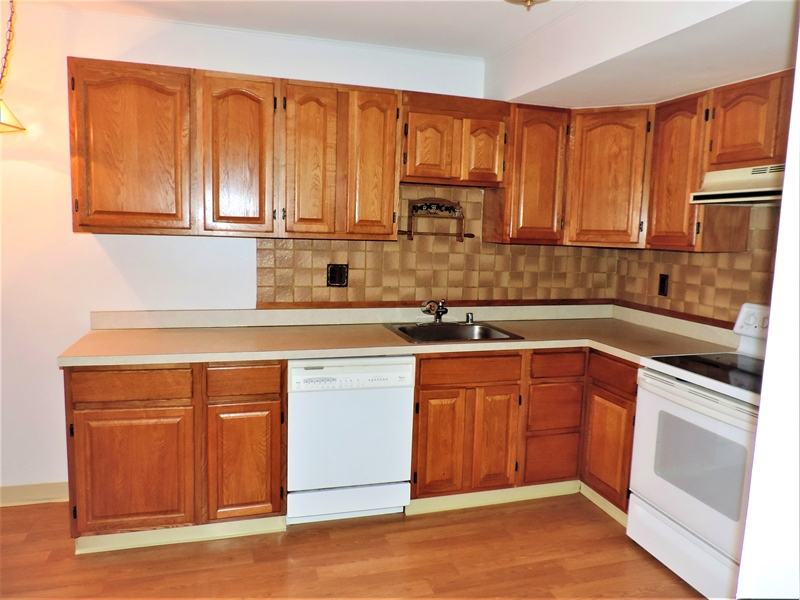 Real Estate Photography - 310 2nd St, Newark, DE, 19711 - Kitchen- tons of cabinet space!