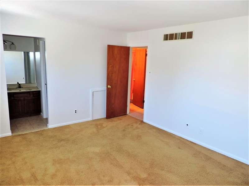 Real Estate Photography - 310 2nd St, Newark, DE, 19711 - Master Bedroom with en suite bathroom!