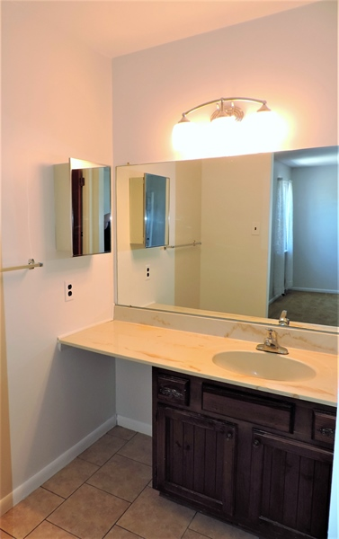 Real Estate Photography - 310 2nd St, Newark, DE, 19711 - Master Bathroom