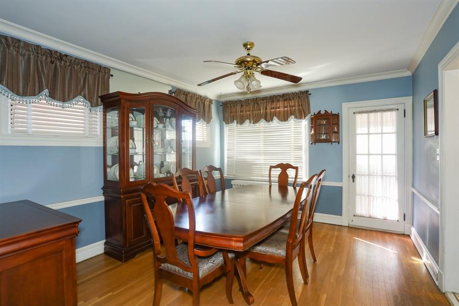 Real Estate Photography - 2407 N Broom St, Wilmington, DE, 19802 - Dining room