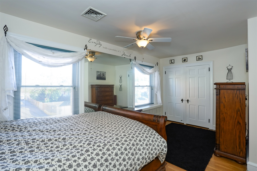 Real Estate Photography - 2407 N Broom St, Wilmington, DE, 19802 - Master Bedroom