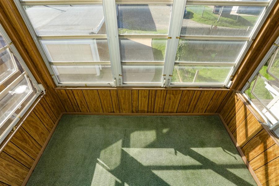 Real Estate Photography - 2407 N Broom St, Wilmington, DE, 19802 - Enclosed Porch