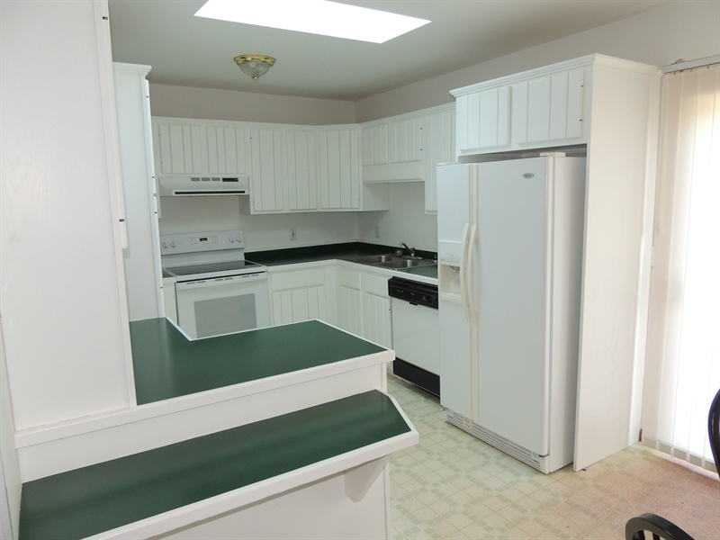 Real Estate Photography - 120 Hearthstone Dr, Elkton, MD, 21921 - Kitchen - all appliances are included - As-Is