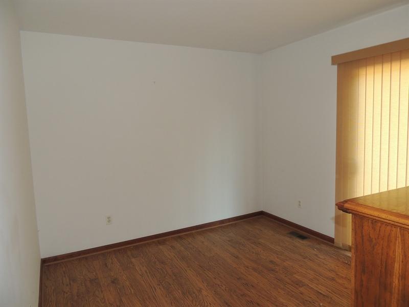 Real Estate Photography - 120 Hearthstone Dr, Elkton, MD, 21921 - Second Bedroom has Slider to Back Deck