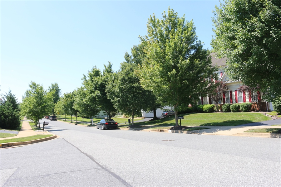Real Estate Photography - 127 Willow Grove Mill Dr, Middletown, DE, 19709 - Tree-Lined Streets...