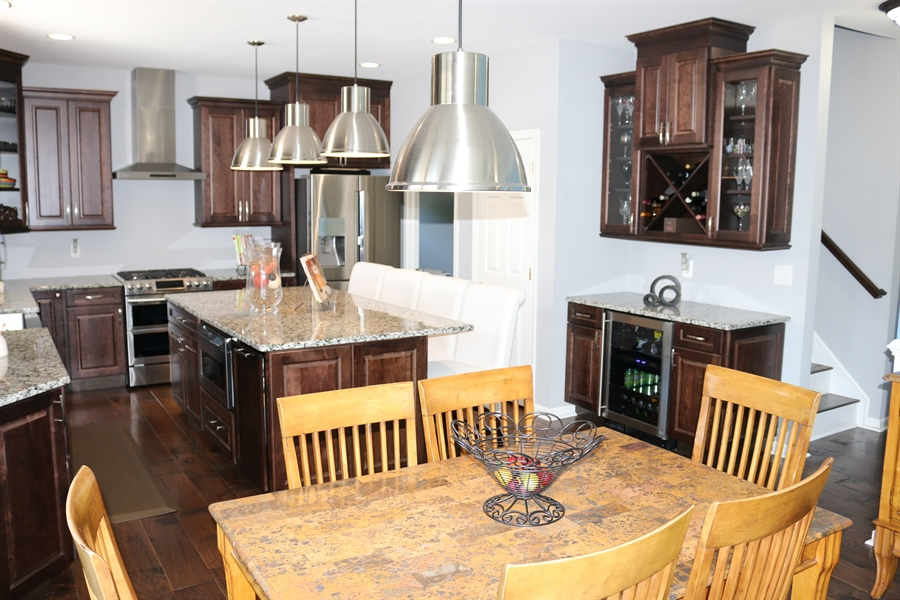 Real Estate Photography - 127 Willow Grove Mill Dr, Middletown, DE, 19709 - Gourmet Cook's Delight!