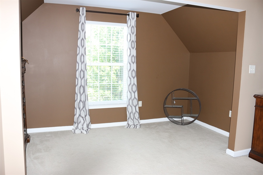 Real Estate Photography - 127 Willow Grove Mill Dr, Middletown, DE, 19709 - Master Bedroom Retreat