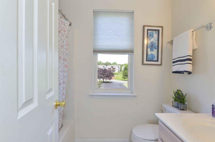 Real Estate Photography - 118 North East Isles Drive, North East, DE, 21901 - Full Bath on Main Floor