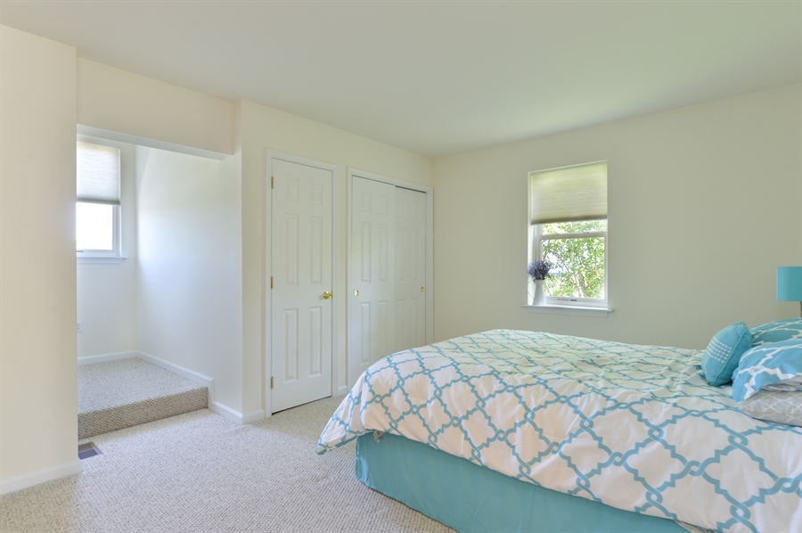 Real Estate Photography - 118 North East Isles Drive, North East, DE, 21901 - Upper Level 2nd Bedroom