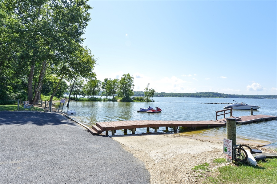Real Estate Photography - 118 North East Isles Drive, North East, DE, 21901 - Floating Dock