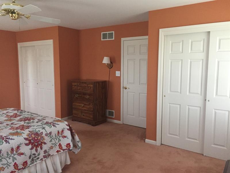 Real Estate Photography - 6 Steffie Dr, Bear, DE, 19701 - Bedroom #2 is extra large