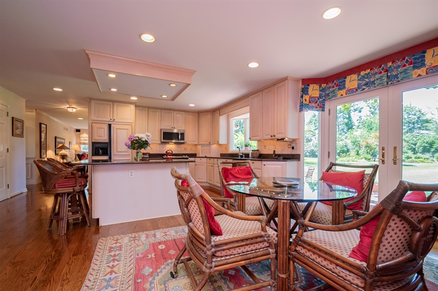 Real Estate Photography - 11 Tenby Chase Dr, Newark, DE, 19711 - Breakfast Area