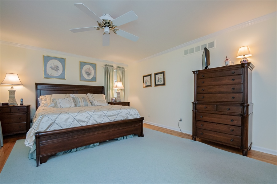 Real Estate Photography - 11 Tenby Chase Dr, Newark, DE, 19711 - Large Master Bedroom