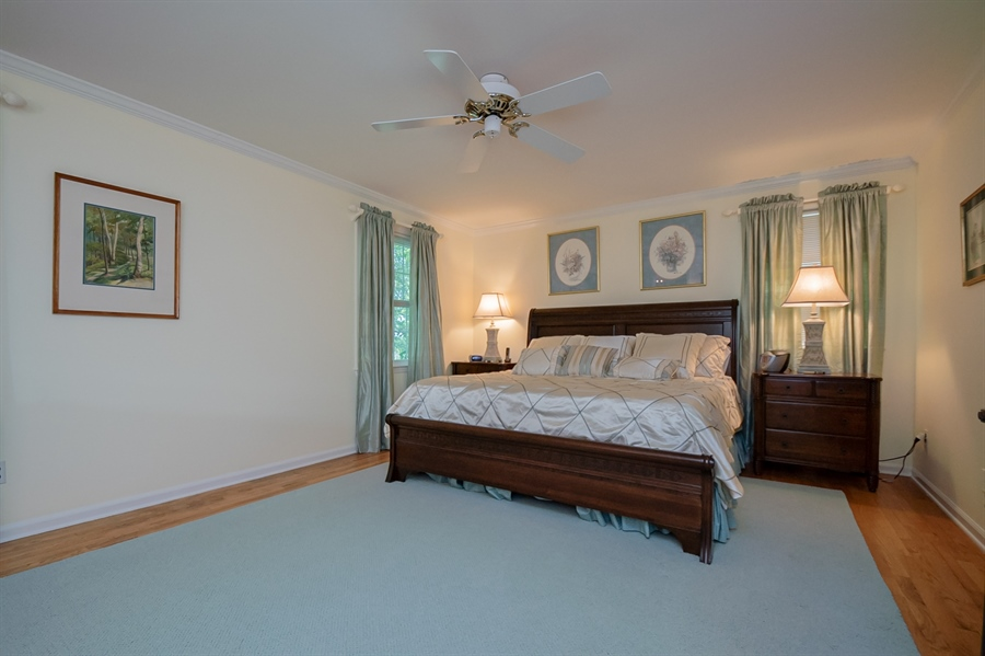 Real Estate Photography - 11 Tenby Chase Dr, Newark, DE, 19711 - Master Bedroom