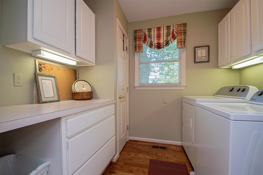 Real Estate Photography - 11 Tenby Chase Dr, Newark, DE, 19711 - Main Floor Laundry Room