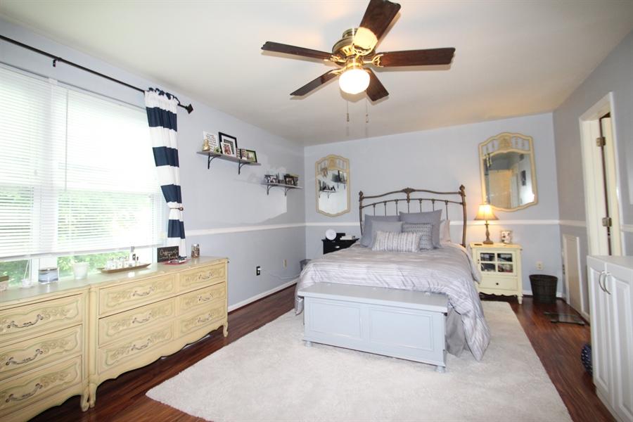 Real Estate Photography - 10 Ellendale Ct, Bear, DE, 19701 - Master Bedroom