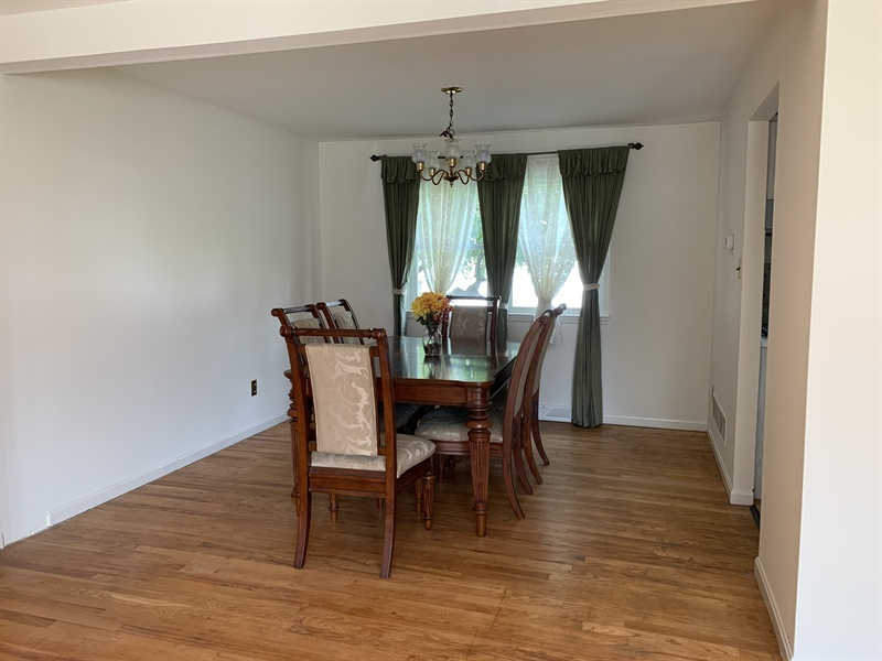 Real Estate Photography - 15 Yeates Dr, New Castle, DE, 19720 - Spacious formal dining room