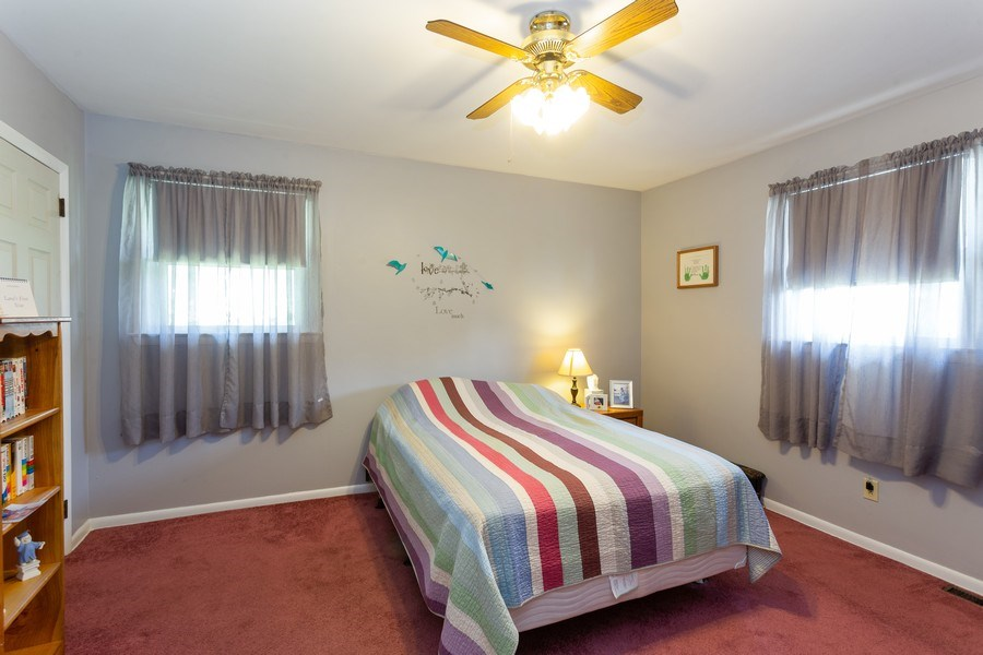 Real Estate Photography - 2406 W Parris Dr, Wilmington, DE, 19808 - Master Bedroom