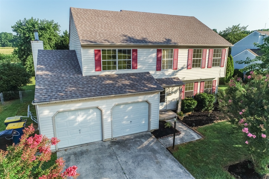 Real Estate Photography - 125 Millcreek Dr, Dover, DE, 19904 - New roof!