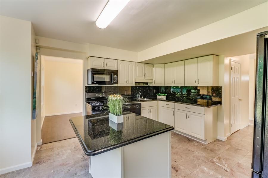 Real Estate Photography - 125 Millcreek Dr, Dover, DE, 19904 - Remodeled kitchen