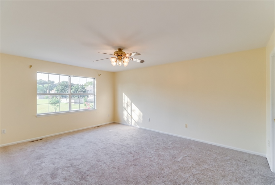 Real Estate Photography - 125 Millcreek Dr, Dover, DE, 19904 - New carpet throughout the 2nd floor!