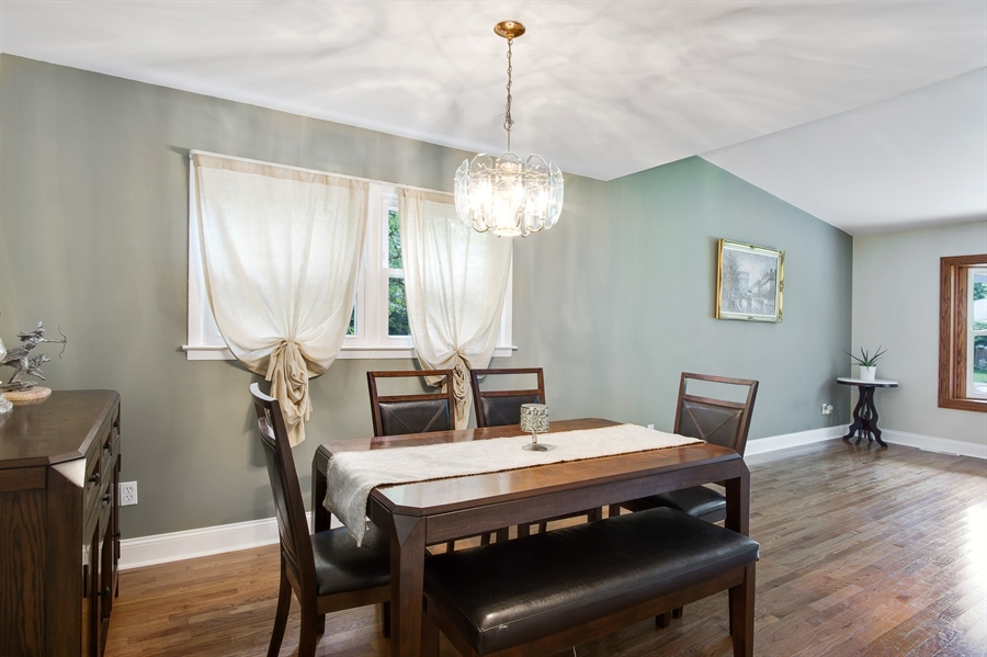 Real Estate Photography - 2129 Largo Rd, Wilmington, DE, 19803 - Dining room