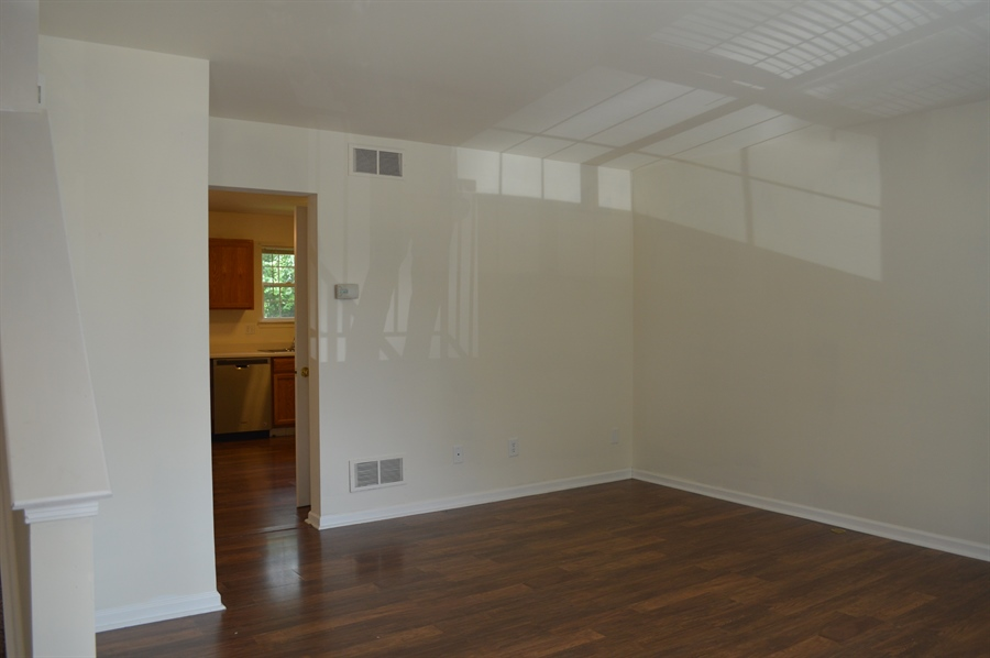 Real Estate Photography - 210 Vincent Cir, Middletown, DE, 19709 - Living Room - Entire House is Freshly Painted
