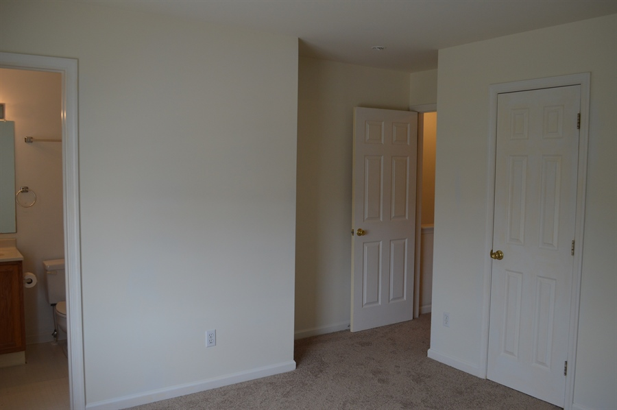 Real Estate Photography - 210 Vincent Cir, Middletown, DE, 19709 - Another View of 2nd Bedroom w/ Full Bath