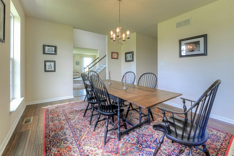 Real Estate Photography - 30096 Stage Coach Cir, Milford, DE, 19963 - Formal Dining Room