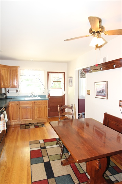 Real Estate Photography - 7 Balanger Rd, Newark, DE, 19711 - Kitchen