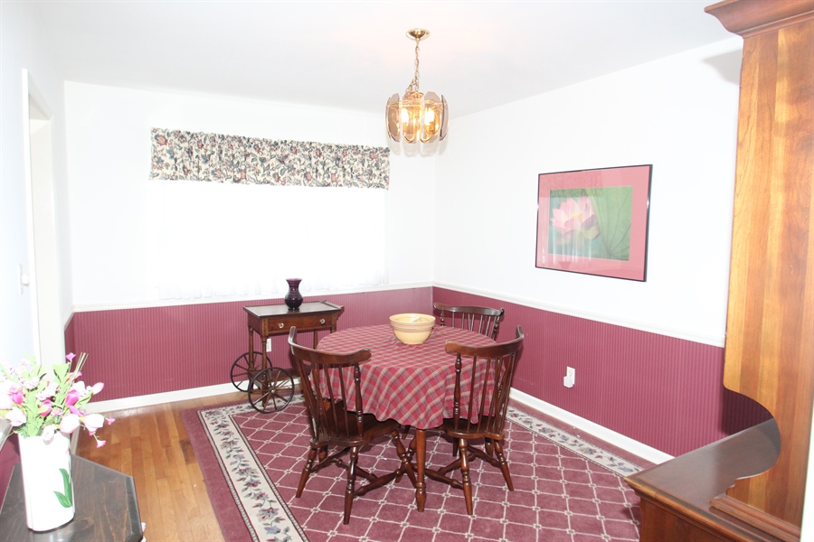 Real Estate Photography - 7 Balanger Rd, Newark, DE, 19711 - Dining Room