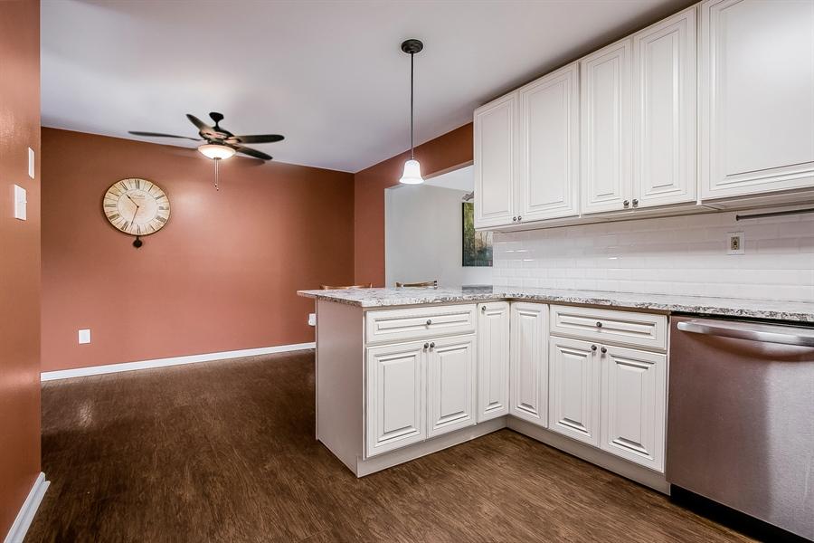 Real Estate Photography - 1715 Pennrock Rd, Wilmington, DE, 19809 - Granite counter top