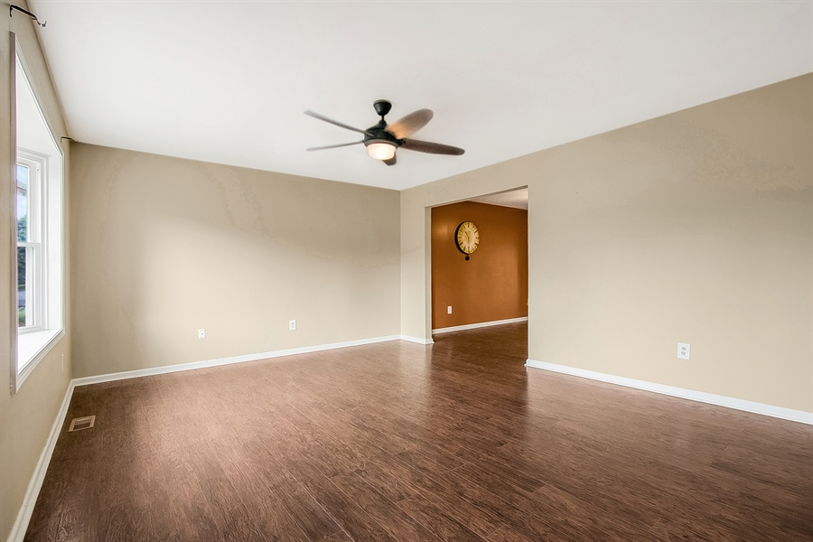 Real Estate Photography - 1715 Pennrock Rd, Wilmington, DE, 19809 - New Ceiling Fan