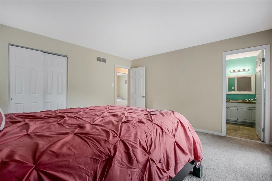 Real Estate Photography - 1715 Pennrock Rd, Wilmington, DE, 19809 - master bedroom with en suite full bath