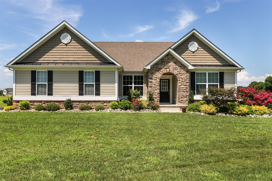 Real Estate Photography - 7771 Clydesdale Ct, Milford, DE, 19963 - 2.5 years young and ready for its new owners!